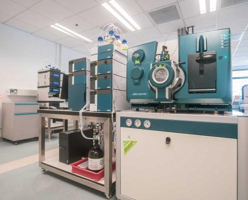 AB SCIEX QTRAP 6500+ Mass Spectrometer